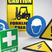 SAFETY, SIGNS, CLOTHING ETC